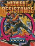 Midnight Resistance ZX Spectrum Front Cover