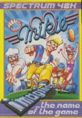 Mikie ZX Spectrum Front Cover