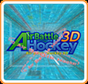 Air Battle Hockey 3D Nintendo 3DS Front Cover