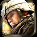 Modern Combat 2: Black Pegasus iPhone Front Cover