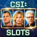 CSI: Slots iPad Front Cover