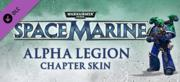 Warhammer 40,000: Space Marine - Alpha Legion Champion Armour Set Windows Front Cover