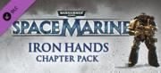 Warhammer 40,000: Space Marine - Iron Hands Chapter Pack Windows Front Cover
