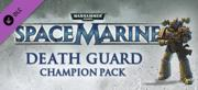 Warhammer 40,000: Space Marine - Death Guard Champion Chapter Pack Windows Front Cover