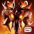 Dungeon Hunter 4 iPad Front Cover