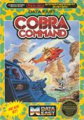 Cobra Command NES Front Cover