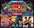 Addicted to Fun: Ninja Collection Amstrad CPC Front Cover