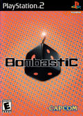 Bombastic PlayStation 2 Front Cover