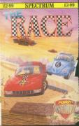 The Race ZX Spectrum Front Cover