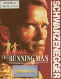 The Running Man ZX Spectrum Front Cover