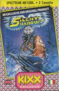 Silent Shadow ZX Spectrum Front Cover