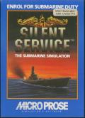 Silent Service ZX Spectrum Front Cover