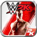 WWE 2K iPad Front Cover