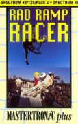 Rad Ramp Racer ZX Spectrum Front Cover