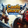 CastleStorm: Virtual Reality PlayStation 4 Front Cover