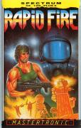 Rapid Fire ZX Spectrum Front Cover