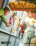 FireTrap Commodore 64 Front Cover