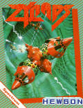 Zynaps ZX Spectrum Front Cover