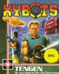 Xybots ZX Spectrum Front Cover