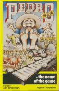 Pedro ZX Spectrum Front Cover