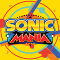 Sonic Mania PlayStation 4 Front Cover