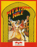 Mystery of the Nile ZX Spectrum Front Cover