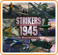 Strikers 1945 Nintendo Switch Front Cover