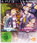 Tales of Xillia / Tales of Xillia 2 PlayStation 3 Front Cover
