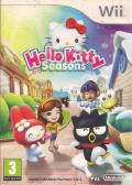 Hello Kitty: Seasons Wii Front Cover
