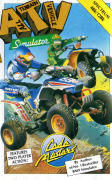 ATV Simulator ZX Spectrum Front Cover