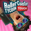 RollerCoaster Tycoon: Touch iPad Front Cover