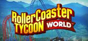 RollerCoaster Tycoon: World Windows Front Cover
