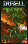 Thanatos ZX Spectrum Front Cover