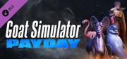 Goat Simulator: Payday Linux Front Cover