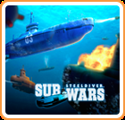 Steel Diver: Sub Wars Nintendo 3DS Front Cover