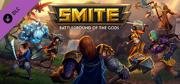 Smite: Battleground of the Gods - Texture Pack Macintosh Front Cover