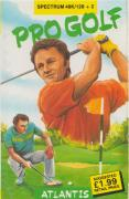 Pro Golf ZX Spectrum Front Cover