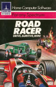 Road Racer ZX Spectrum Front Cover