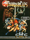 Thundercats ZX Spectrum Front Cover