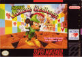 Mickey's Ultimate Challenge SNES Front Cover