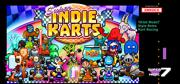 Super Indie Karts Macintosh Front Cover
