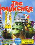 The Muncher ZX Spectrum Front Cover