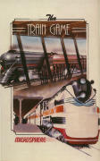 The Train Game ZX Spectrum Front Cover