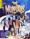 The Munsters ZX Spectrum Front Cover