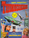 Thunderbirds ZX Spectrum Front Cover