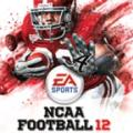 NCAA Football 12 PlayStation 3 Front Cover