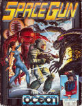 Space Gun ZX Spectrum Front Cover