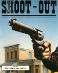 Shoot-Out ZX Spectrum Front Cover