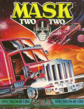 MASK Two Two ZX Spectrum Front Cover