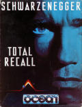 Total Recall ZX Spectrum Front Cover